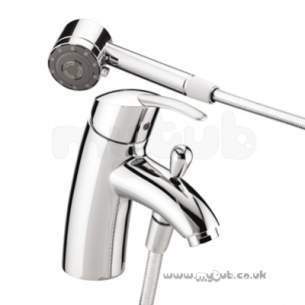 Bristan Brassware -  Tabrize 1th Bath/shower Mixer Cp