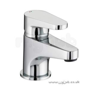 Bristan Brassware -  Quest Basin Mxer With Pop Up Waste Cp
