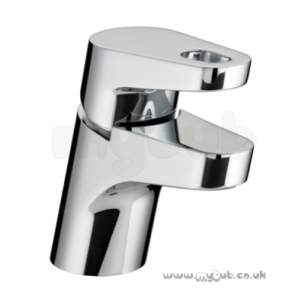 Bristan Brassware -  Synergy Basin Mixer Without Waste Cp