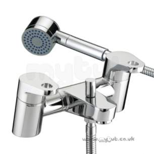 Bristan Brassware -  Bristan Synergy Bath Shower Mixer Cp