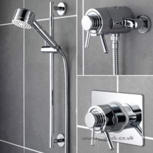 Bristan Showering -  Prism Pmcshuarc Thermo M/d Shower Val Cp