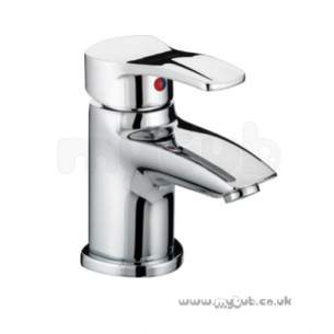 Bristan Brassware -  Capri Basin Mixer With Pop-up Waste Cp