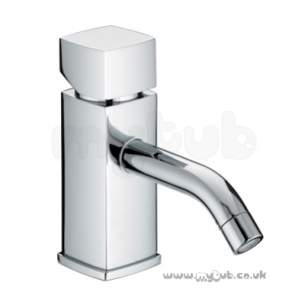 Bristan Brassware -  Js2 Basin Mixer And Pop-up Waste Cp