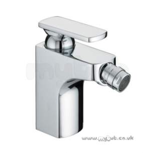 Bristan Brassware -  Ovali Bidet Mixer With Pop Up Waste Cp