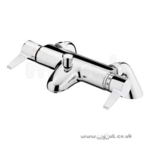 Bristan Brassware -  Design Utility Lever Thermo Bath Shower