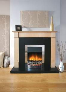 Rob Willey and Grateglow Electric Fires -  Rob Willey Rochester 21 Inch Electric Suite