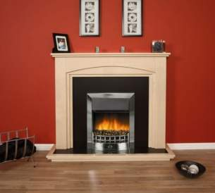 Robinson Willey Gas Fires and Wall Heaters -  Robinson Rw Cosgrove Suite Maple