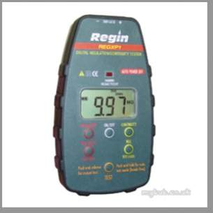 Regin Products -  Regin Regxp1 Insulation And Continuity Tes