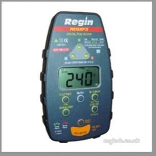 Regin Products -  Regin Regxp3 Digital Rcd Tester
