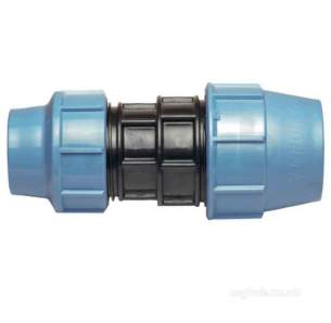 Radius Mdpe Fittings Black -  Puriton Plst Comp Fitting 32x25mm Reducr