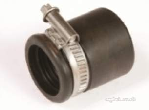 Polyflex Fittings -  Polypipe Flexible End Cap 30-42mm