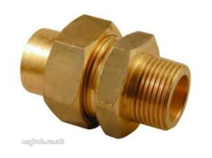 Yorkshire Ghd General High Duty Fittings -  Pegler Yorkshire 69ghd 6x1/8 St Male Union