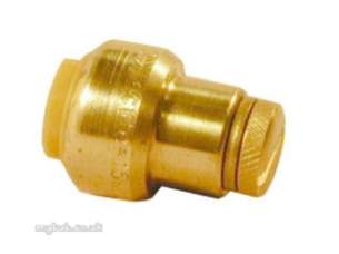 Yorkshire Tectite Fittings -  Yorks Tectite T61rv 10mm Air Release Vlv