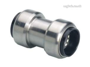 Yorkshire Tectite Stainless Steel Pipe Only -  Pegler Yorkshire Yorks Ts1 Ts270 15mm Coupling
