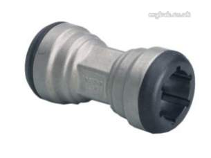 Yorkshire Tectite Stainless Steel Pipe Only -  Pegler Yorkshire Yorks Ts1 Ts270 42mm Coupling
