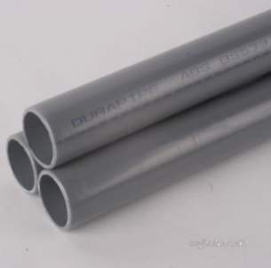 Durapipe Abs Pipe 1 14 and Above -  M Of Abs Class E P/e 513110 6m 4