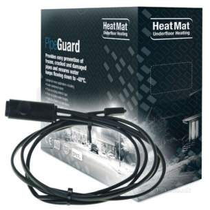 Heat Mat Hk Industrial Gas Controls -  Heatmat Accfro0246 Pipe Guard 246w 18.5m