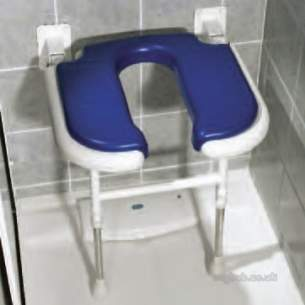 Akw Medicare Products -  04100 Advanced W/m Foldup Moulded Seat
