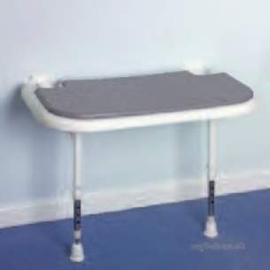 Akw Medicare Products -  04570 Rectangular Fold-up Shower Seat