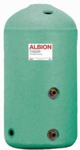 Albion Copper Cylinders -  Albion 900 X 450 Ind G3 Twin Cyl Foam L1b