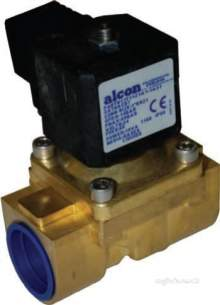 Alcon Gas Solenoid Valves -  Alcon Acd N/6 3/4 Inch 230v N.o Aow Solenoid Valve