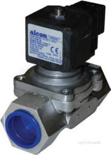 Alcon Gas Solenoid Valves -  Alcon Gb 9b 40mm 230v Gas Solenoid Valve