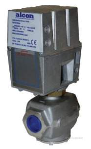 Alcon Gas Solenoid Valves -  Alcon Hwa 15 6 Inch Flange 230v Gas Sso Vlv
