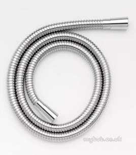 Croydex Bathroom Accessories -  Croydex Am550641 2m Ss Shower Hose Ch-special