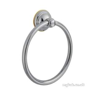 Hansgrohe Axor Products -  Hansgrohe Carlton Towel Ring Mixage