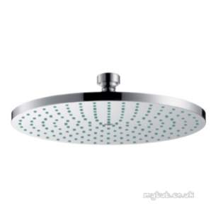 Hansgrohe Axor Products -  Axor Overhead Shower With Air-injection Ch