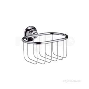 Hansgrohe Axor Products -  Axor Montreaux Soap Basket Wall Mount Ch