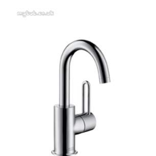 Hansgrohe Axor Products -  Axor Uno High Spout Singl Lvr Basin Mixer Ch