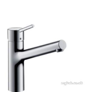 Hansgrohe Brassware -  Hansgrohe 32851000 Talis S Sink Mixer Chrome
