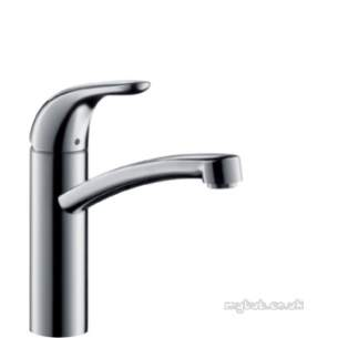Hansgrohe Brassware -  Hansgrohe Focus E Sink Mixer Firm Spout Ch Dn10