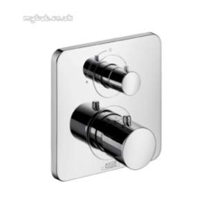 Hansgrohe Axor Products -  Axor Citerio M T/static Facia Set C/w