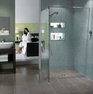 Aqua4ma Wetroom Systems -  Kudo Floor4ma 900x900mm Pack Wr900