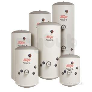 Zip Aquaflo Stainless Steel Unvented Cylinders -  Zip Aquaflo 150l Indirect S/s Solar Cyl