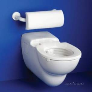 Armitage Shanks Commercial Sanitaryware -  Armitage Shanks Contour 21 40 X 22cm Back Rest W/o Cushion