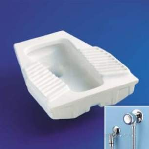 Armitage Shanks Commercial Sanitaryware -  Armitage Shanks S3583 S Trap With Vent Wh