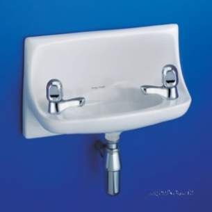 Armitage Shanks Commercial Sanitaryware -  Armitage Shanks S9195 H/rinse Fixing Brackets 4 Sc