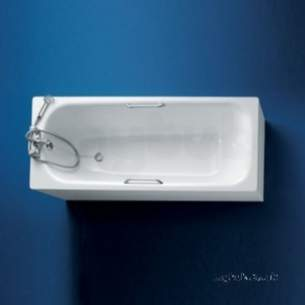 Armitage Shanks Acrylic Baths -  Armitage Shanks Nisa/orima S0916 End Panel White