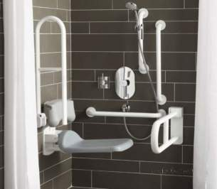 Armitage Shanks Commercial Sanitaryware -  Armitage Shanks Contour 21 Toilet Roll Holder S6468lj