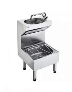 Armitage Shanks Commercial Sanitaryware -  Ideal Standard Janitorial Unit 50x57 Pol S/s And Mxr
