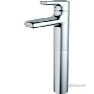 Ideal Standard Art and design Brassware -  Ideal Standard Attitude A4756 Sl One Tap Hole Ves Basin Mixer Cp