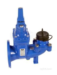 Avk Valves -  Type 1 Rs Fire Hydrant G/m Outlet 80mm
