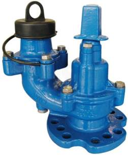 Avk Valves -  Type 2 Squat Hydrant S/s O/let L/stop 80