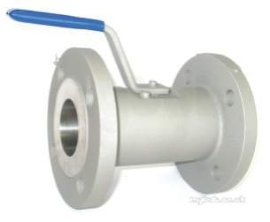 Avk Valves -  Donkin Series 60 Pn16 Steel Ball Valve 50
