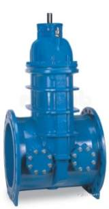 Avk Valves -  Avk 55/30 R/s Type B Gate Valve 500mm