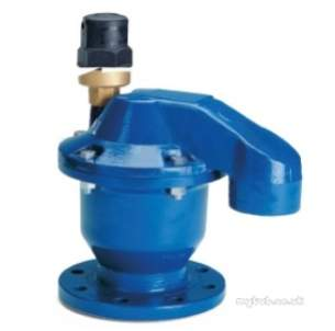 Avk Valves -  Avk Double Water Air Valve 100mm 701100504104