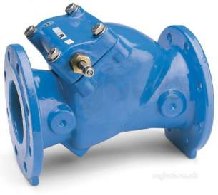 Sluice and Check Valves -  Avk 41/20 R/s Swing Check Valve 200mm